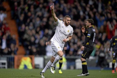 Video Real Madrid vs Sevilla - 1