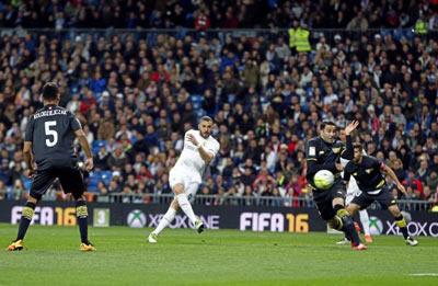 Chi tiết Real - Sevilla: Đến lượt Jese lập công (KT) - 6