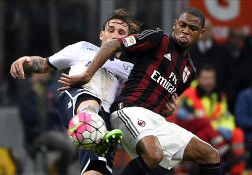 AC Milan - Lazio: Số đen như mực - 1