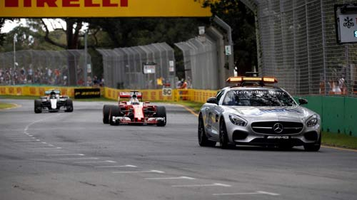 F1, Australian GP: Ferrari trả giá vì sai lầm - 2