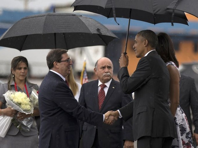 Obama đến Cuba trong chuyến thăm lịch sử sau gần 90 năm - 2