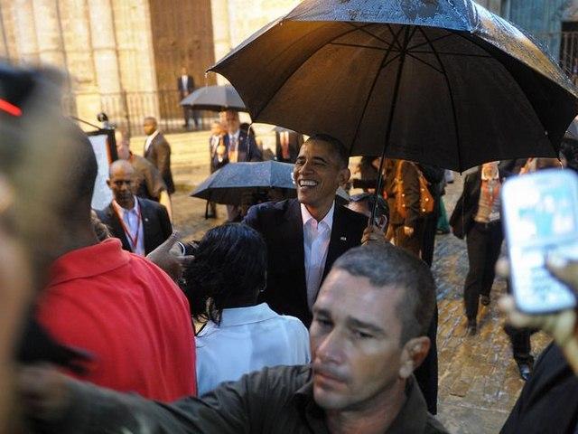 Obama đến Cuba trong chuyến thăm lịch sử sau gần 90 năm - 5