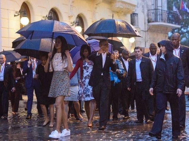 Obama đến Cuba trong chuyến thăm lịch sử sau gần 90 năm - 9