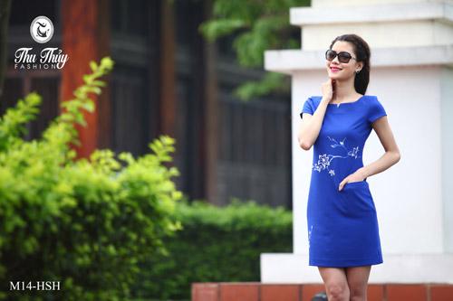 Ưu đãi 35% đầm xuân hè từ thời trang Thu Thủy - 1