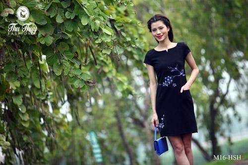 Ưu đãi 35% đầm xuân hè từ thời trang Thu Thủy - 2
