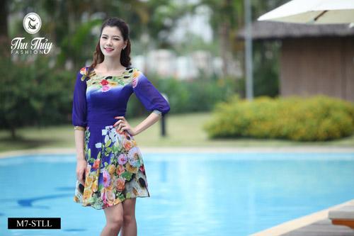 Ưu đãi 35% đầm xuân hè từ thời trang Thu Thủy - 3