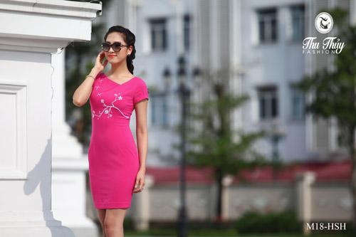 Ưu đãi 35% đầm xuân hè từ thời trang Thu Thủy - 5