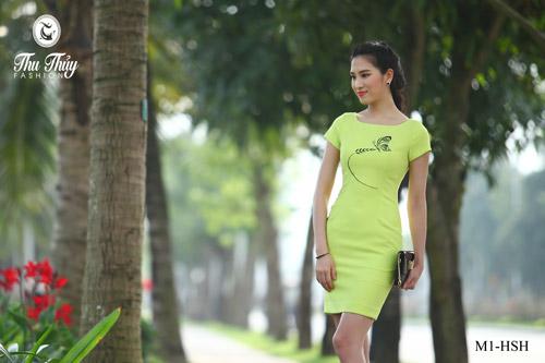 Ưu đãi 35% đầm xuân hè từ thời trang Thu Thủy - 7