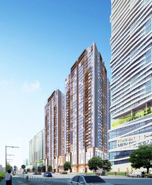 Sôi động thị trường nhà đất tại khu Đoàn ngoại giao - Hà Nội - 2