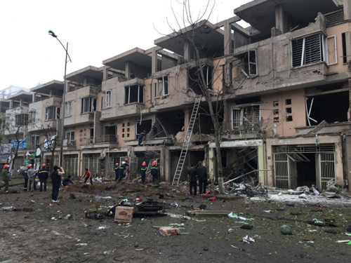 Vụ nổ ở Hà Đông: Khó quy trách nhiệm bồi thường - 2