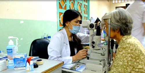 Allergan đồng hành cùng các hoạt động tuyên truyền về Glaucoma - 1