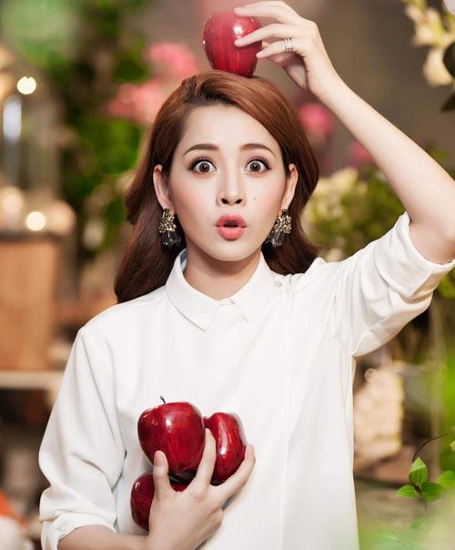 Chi Pu khoe clip đáng yêu khi bập bẹ nói tiếng Hàn - 2