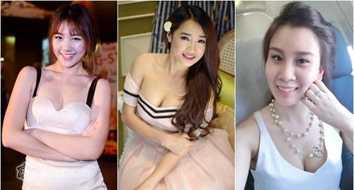 Đọ sắc bạn gái của 3 MC kiêm danh hài hot nhất Vbiz - 4