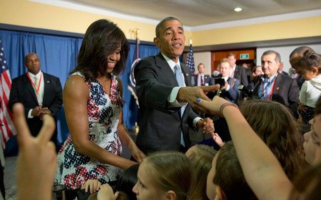 Chùm ảnh: Obama trong chuyến thăm lịch sử tới Cuba - 8