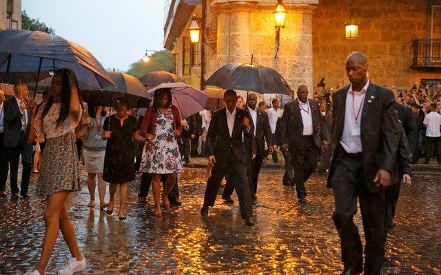 Chùm ảnh: Obama trong chuyến thăm lịch sử tới Cuba - 9