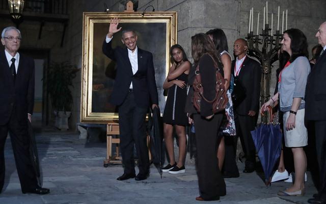 Chùm ảnh: Obama trong chuyến thăm lịch sử tới Cuba - 10