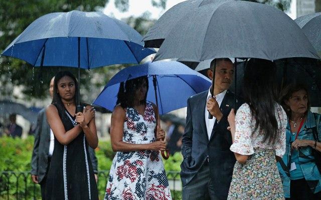 Chùm ảnh: Obama trong chuyến thăm lịch sử tới Cuba - 11