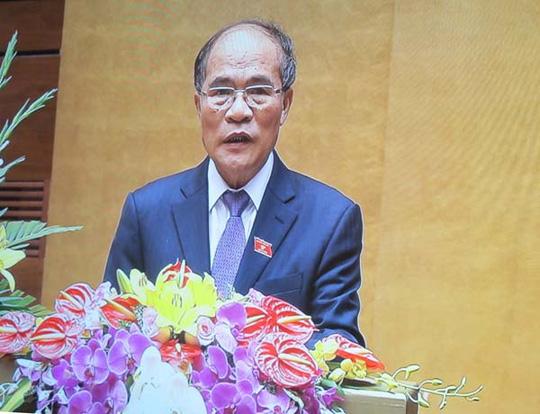 Quốc hội quyết định nhân sự cấp cao Nhà nước trong kỳ họp thứ 11 - 1