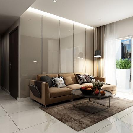 Sắp khai trương căn hộ mẫu Golden Mansion, Q.Phú Nhuận - 3