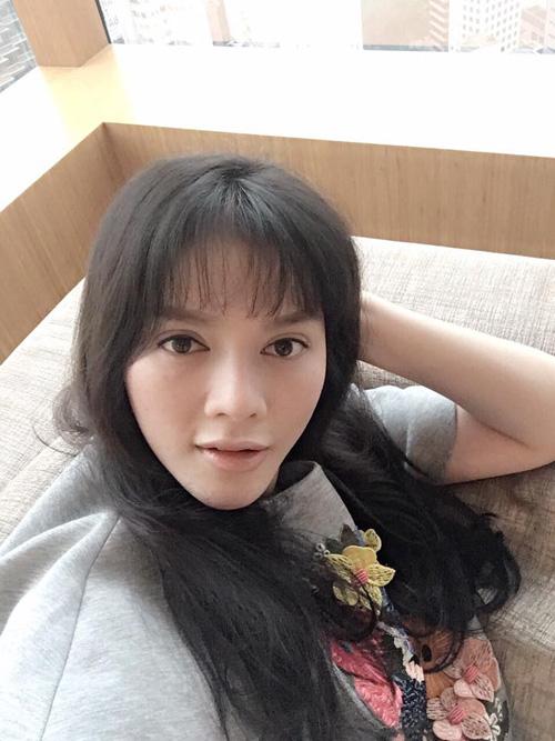 Facebook sao 21.3: Elly Trần trổ tài mẹ đảm - 6