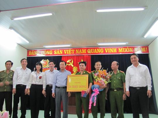 Bắt trùm đường dây ma túy cỏ Mỹ lớn nhất Đà Nẵng - 1