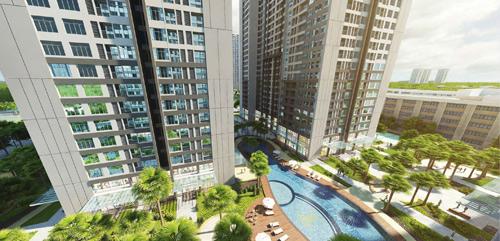 Mở bán Park 10 – Master Premium: Tòa căn hộ đắt giá nhất Times City - 2