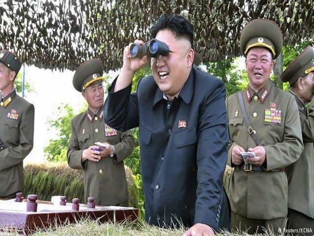 """Triều Tiên tiếp tục """"nã"""" tên lửa vào biển Nhật Bản - 2"""