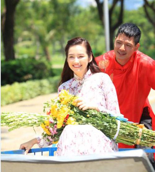 Phim của Thủy Tiên lập kỷ lục nhiều hoa hậu tham gia nhất - 1
