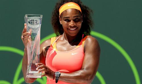 Tennis 24/7: Serena dễ thở ở Miami - 1