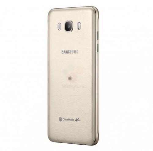 Galaxy J7 2016 dùng vỏ kim loại, RAM 3GB - 6