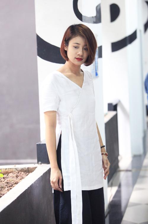 Tín đồ thời trang Hà Nội cá tính với tóc nhuộm rực rỡ - 2