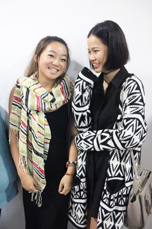 Tín đồ thời trang Hà Nội cá tính với tóc nhuộm rực rỡ - 9