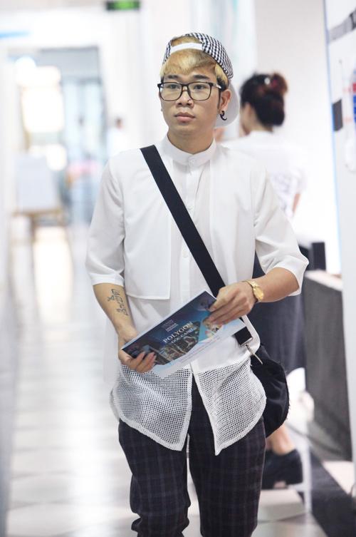 Tín đồ thời trang Hà Nội cá tính với tóc nhuộm rực rỡ - 13