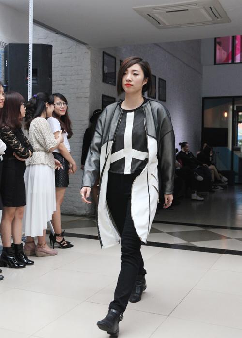 Tín đồ thời trang Hà Nội cá tính với tóc nhuộm rực rỡ - 18