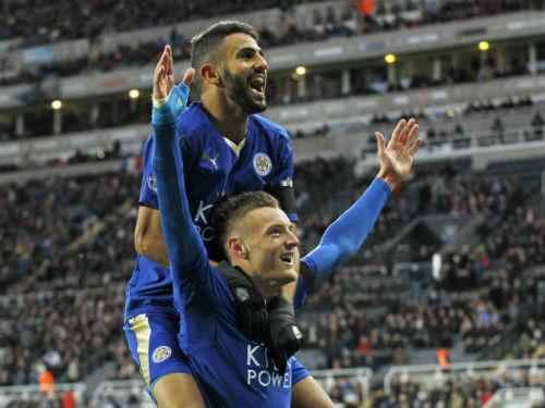 """Leicester mơ vô địch: Chưa """"xấu xí"""" bằng MU thời Sir Alex - 2"""