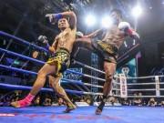 """Thể thao - """"Hoàng tử Muay Thái"""" đả bại SAO võ thuật Trung Quốc"""