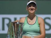 """Thể thao - Vô địch Indian Wells, Azarenka biết ơn """"bại tướng"""" Serena"""