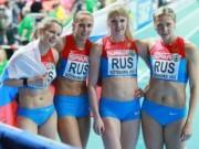 Thể thao - VĐV điền kinh Nga 'dính' chất cấm