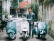 Gặp người sở hữu nhiều Vespa cổ nhất Thái Bình