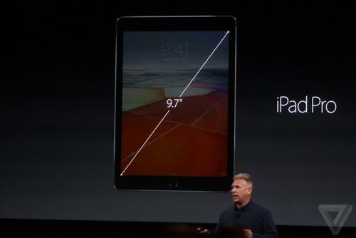 iPad Pro 9,7 inch ra mắt, giá 13,4 triệu đồng - 1