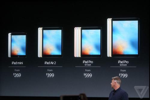 iPad Pro 9,7 inch ra mắt, giá 13,4 triệu đồng - 7