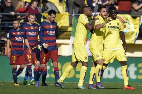 Barca có thể tan mộng ăn ba vì tử huyệt hàng thủ - 1