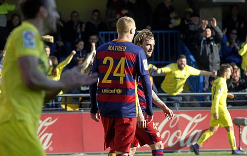 Barca có thể tan mộng ăn ba vì tử huyệt hàng thủ - 2