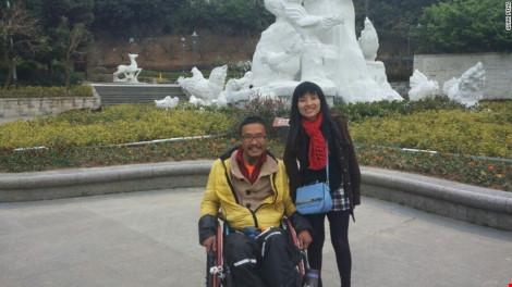 Kỳ tích hơn 2 năm ngồi xe lăn du lịch xuyên Trung Quốc - 1