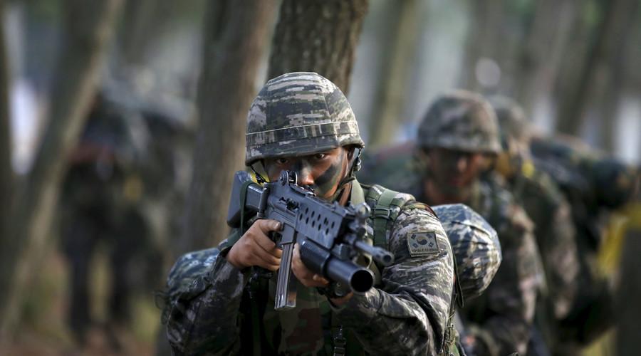 HQ lập trung đoàn 3.000 quân tinh nhuệ chống Triều Tiên - 1