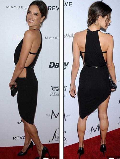 Hot girl Hollywood bất cẩn lộ nội y suốt sự kiện - 11