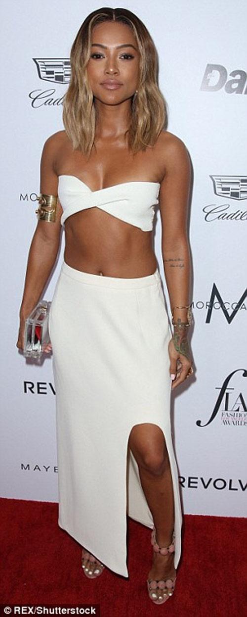Hot girl Hollywood bất cẩn lộ nội y suốt sự kiện - 9