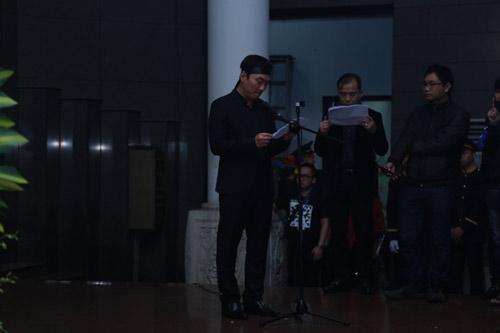"""Lễ tang nhạc sĩ Thanh Tùng: """"Tiễn bố về với mẹ, chào bố"""" - 4"""