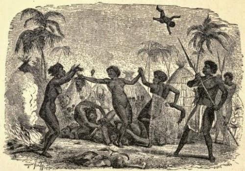 Rùng mình những bộ tộc ăn thịt người ghê rợn - 15