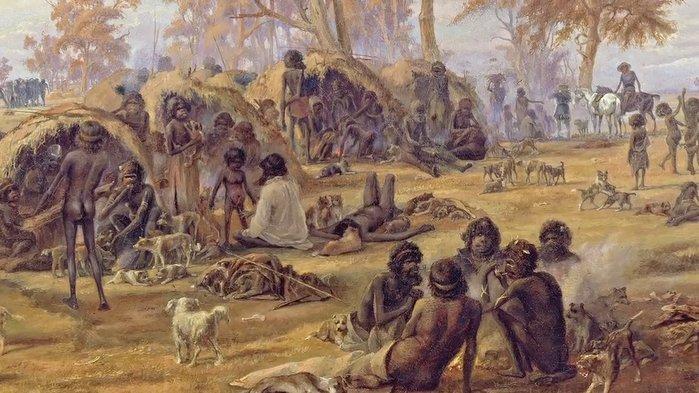 Rùng mình những bộ tộc ăn thịt người ghê rợn - 6